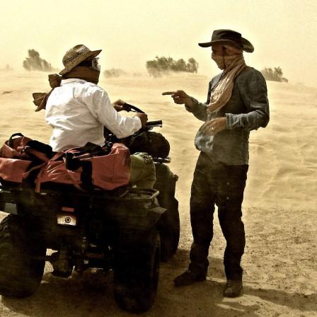 #Sahara #DirkGion